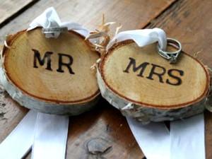 Деревянная свадьба картинка